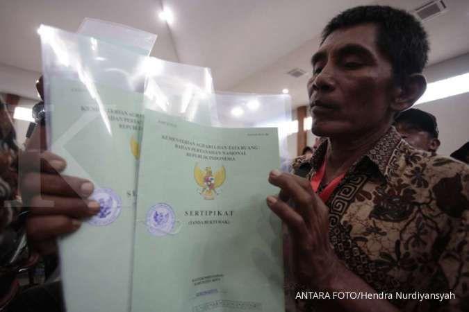Kantor Pertanahan: 99% bidang tanah di Kota Yogyakarta telah terdaftar