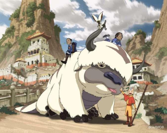 Avatar: The Last Airbender siap tayang di Netflix mulai Mei 2020