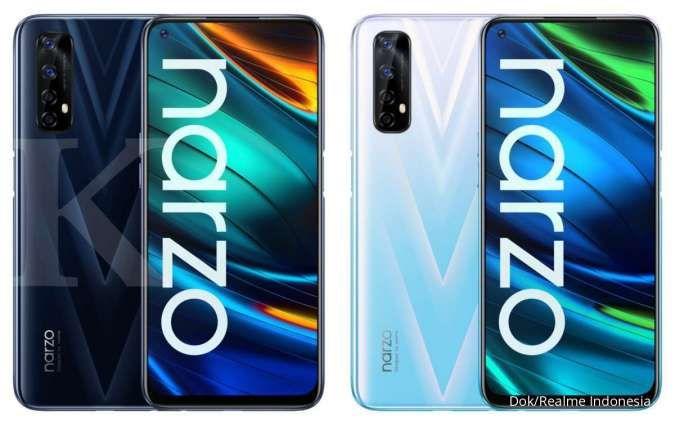 Spesifikasi dan harga Realme Narzo 20 Pro