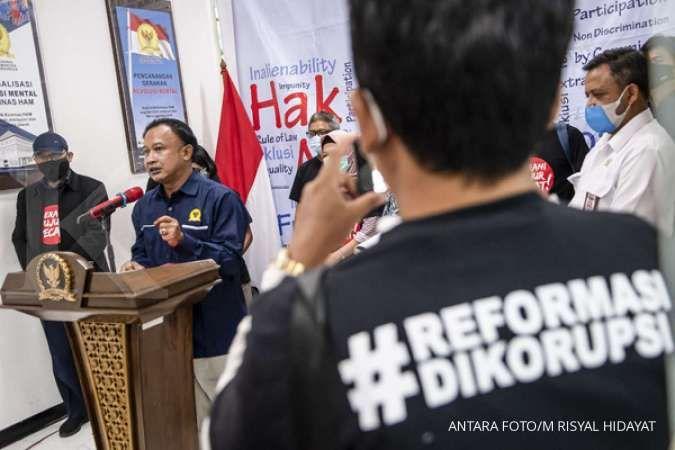 Berikut nama-nama pegawai KPK yang tidak lolos tes wawasan kebangsaan
