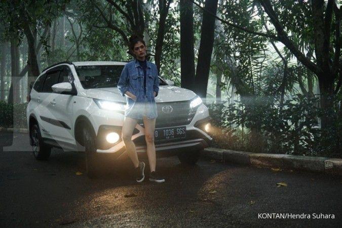 Update harga mobil baru Toyota Rush di Solo, Jateng setelah diskon pajak 50%