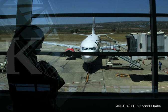 Bandara El Tari Kupang kembali beroperasi setelah ditutup sementara