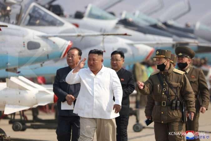 Korea Utara dituduh kejam terhadap narapidana, ini kisah yang pernah terjadi. KCNA/via REUTERS