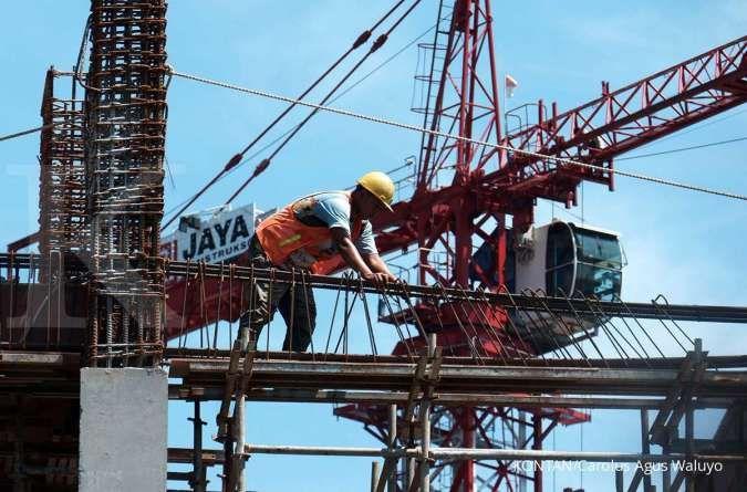 Masih sepinya tender proyek-proyek baru menjadi tantangan Jaya Konstruksi (JKON)
