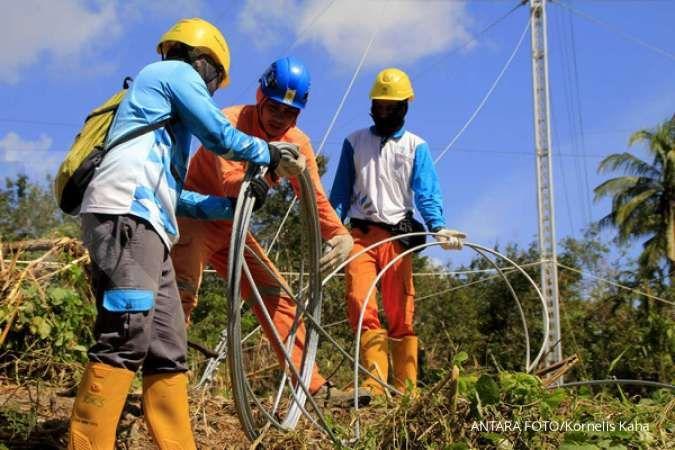PLN catat pemulihan ekonomi mulai mendongkrak permintaan listrik