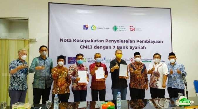 Teken kesepakatan, drama Jusuf Hamka dan sindikasi bank syariah berakhir