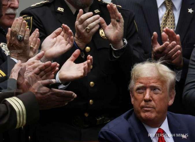 Pengakuan Trump: Saya semakin senang dengan Pimpinan The Fed Powell saat pandemi