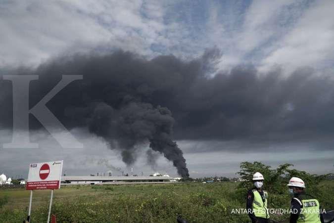 Kebakaran di kilang Cilacap, Pertamina jamin penyaluran BBM dan LPG aman