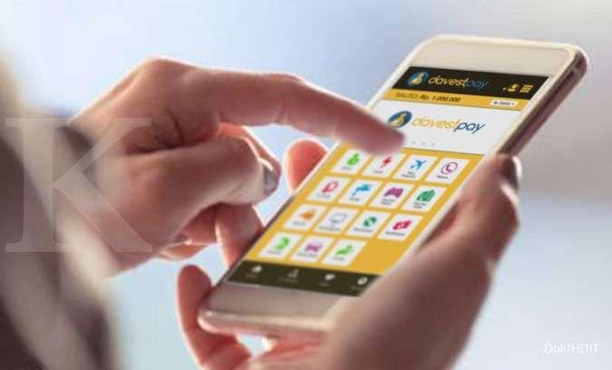 Genjot omzet, Hensel Davest (HDIT) kembangkan bisnis P2P lending dan dompet digital