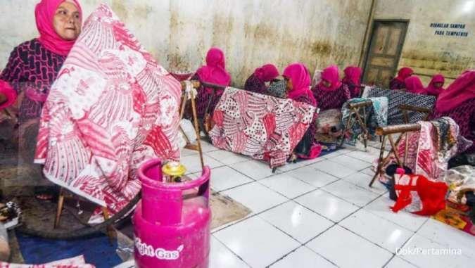 Program Pinky Movement Pertamina sasar 165 outlet LPG dan 116 usaha kecil selama 2021