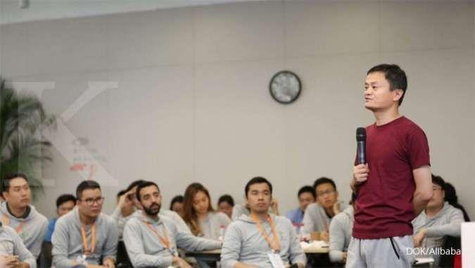 Kini giliran sekolah bisnis Jack Ma yang ditekan otoritas Beijing