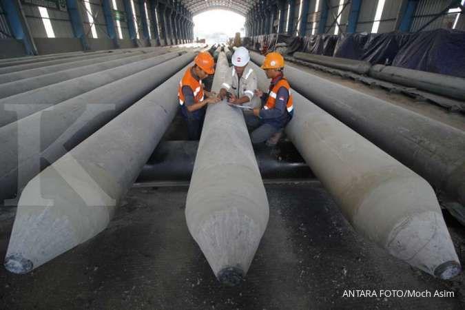 Optimistis, Waskita Beton (WSBP) bidik kontrak Rp 7,88 triliun di 2021