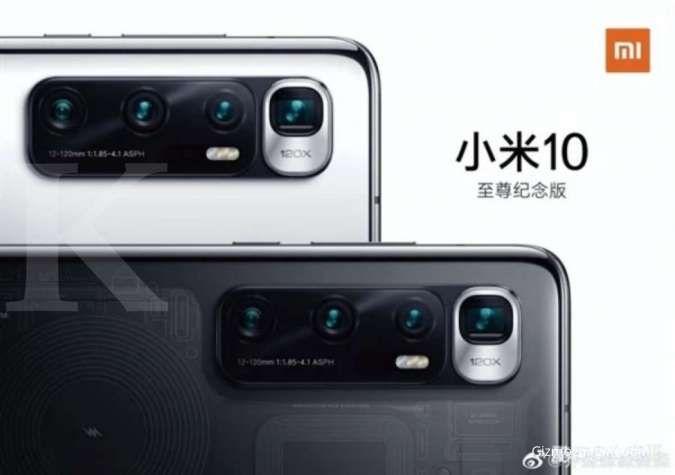 Bocoran spesifikasi Xiaomi Mi 10 Ultra beredar, gunakan chipset Snapdragon 865+