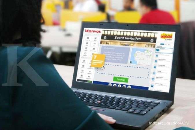 Berbagai Skenario Pemanfaatan iKanvas dari Indosat Ooredoo