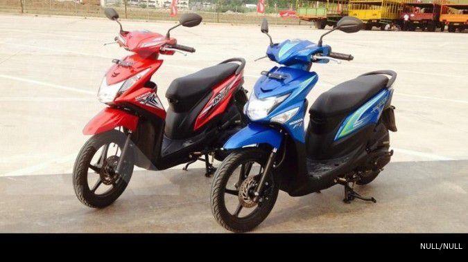 Harga motor bekas Honda BeAT Pop eSP