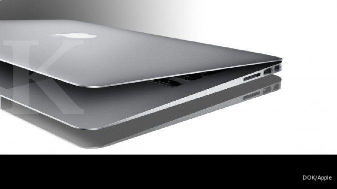 ILUSTRASI: Macbook