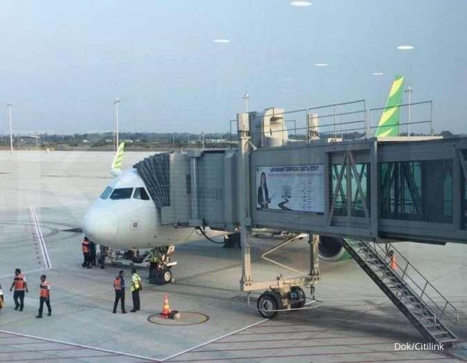 Pasokan avtur di Bandara Kertajati meningkat