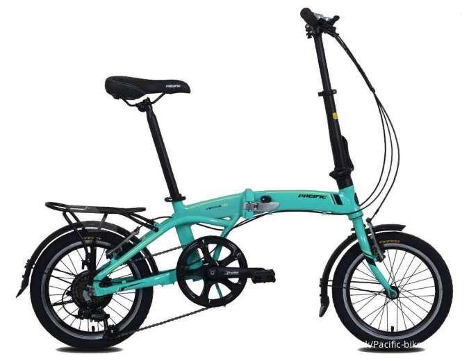 Murah meriah, ini daftar lengkap harga sepeda lipat Pacific Veloce