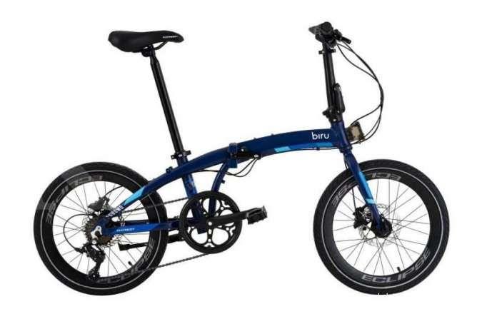 Wow! ini tipe dan harga sepeda lipat Element Ecosmo paling murah