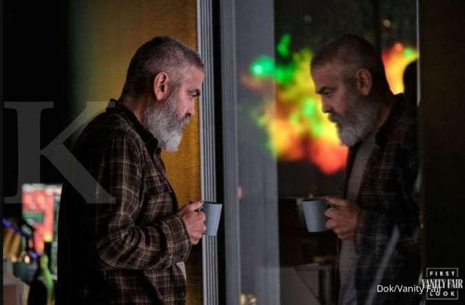 Trailer film Netflix terbaru The Midnight Sky, George Clooney terjebak di kutub utara