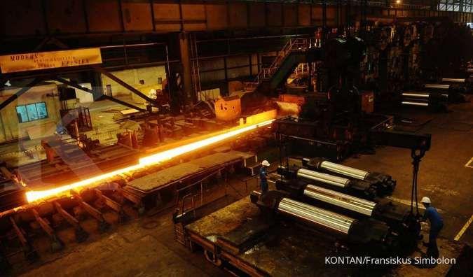 PT Krakatau Steel (Persero) Tbk