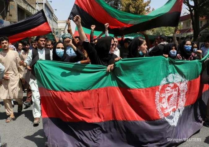Baru sebulan menguasai Afghanistan, Taliban sudah dihantui krisis ekonomi