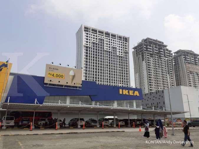 HERO jual IKEA Sentul City ke Archipelago Property senilai Rp 280 miliar