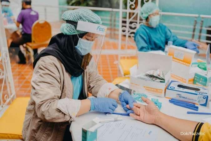 Alat rapid test murah Rp 75.000 dari WHO, hasilnya bisa diketahui dalam 15 menit