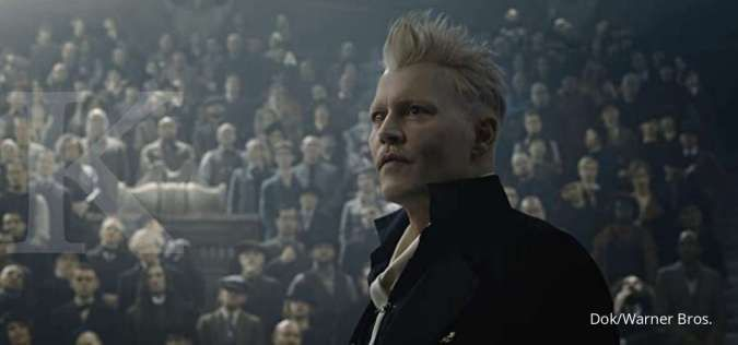 Film Fantastic Beasts: The Crimes of Grindelwald. Kesan Mads Mikkelsen sebagai pengganti Jhonny Depp.