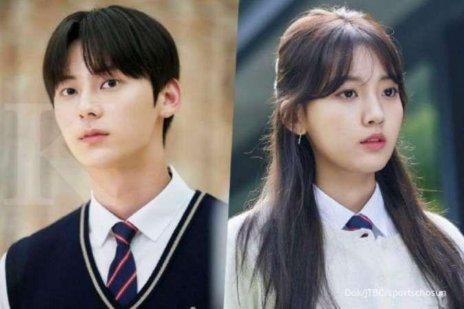 Drakor Live On rilis poster, Minhyun dan Jung Da Bin dalam cerita romantis anak SMA