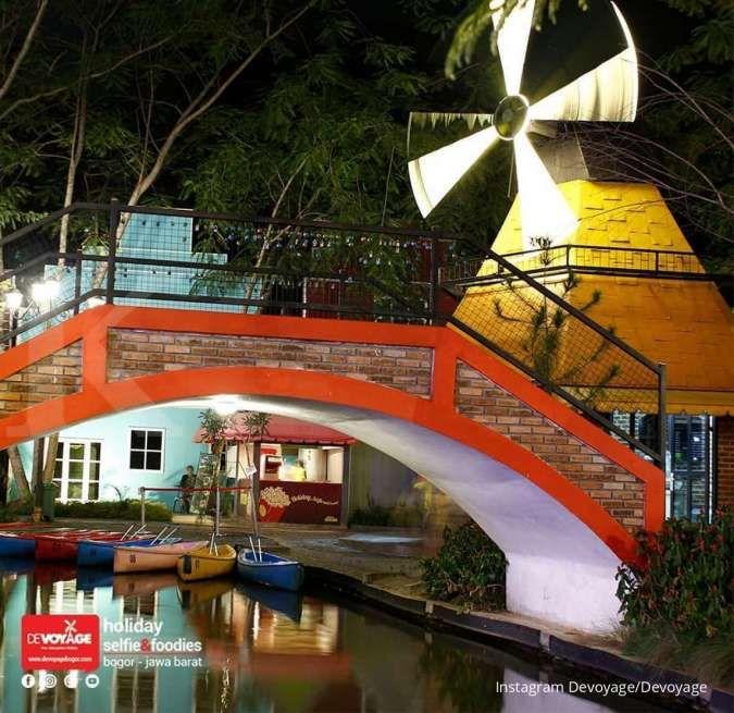 Unik, tempat wisata rasa Eropa ini ada di Bogor