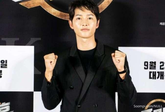 Song Joong Ki dikonfirmasi menjadi pembawa acara Mnet Asian Music Awards (MAMA) 2020