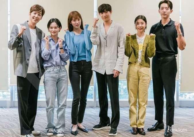 Drama Korea romantis terbaru Shooting Stars