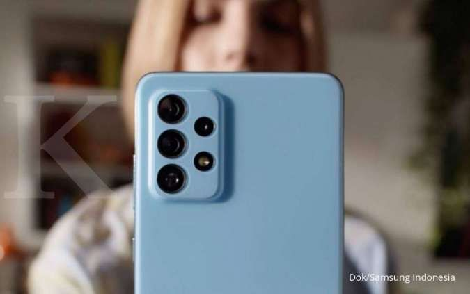 HP Samsung Galaxy A52 dan A72 dapat update software, kamera jadi makin jernih