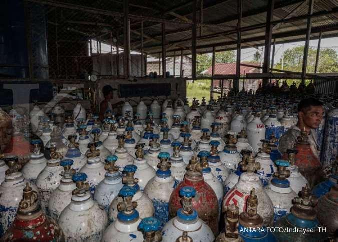 Pemprov Kalbar mengimpor oksigen dari Malaysia
