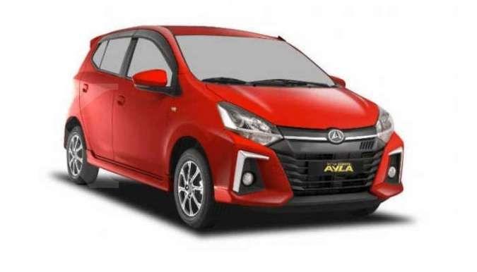 Ini harga mobil bekas Daihatsu Ayla tahun muda makin murah per September 2021