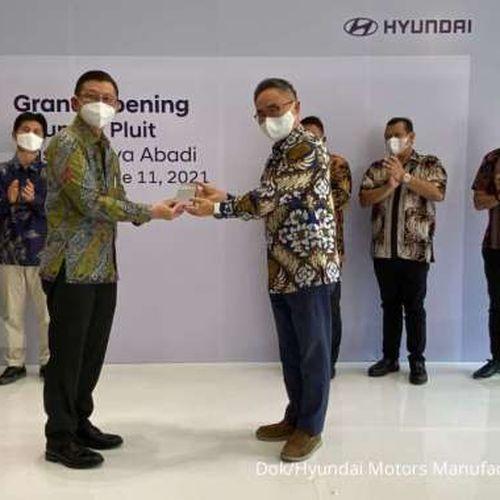 Hyundai Motors Indonesia Perkuat Jaringannya di Jakarta Utara Melalui Kehadiran Hyundai Pluit