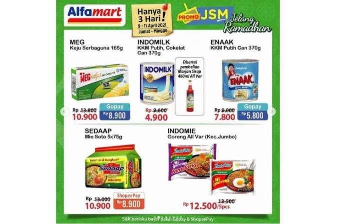 Promo JSM Alfamart 9-11 April 2021