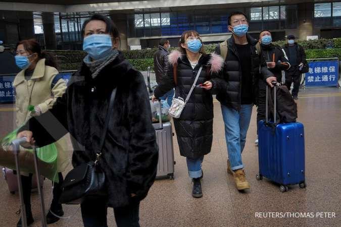 8 Bulan tanpa kasus, China catat kematian pertama akibat virus corona