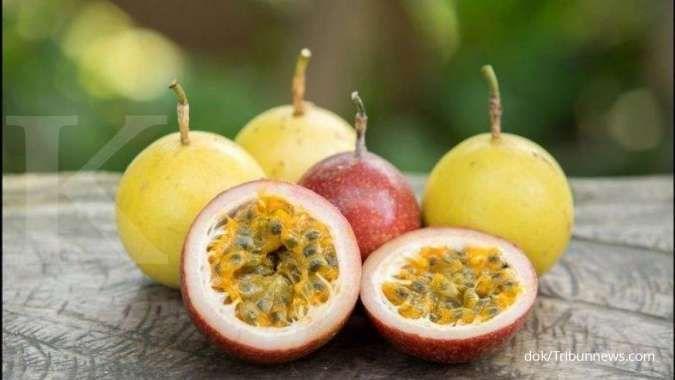 6 Manfaat buah markisa untuk kesehatan yang jarang diketahui