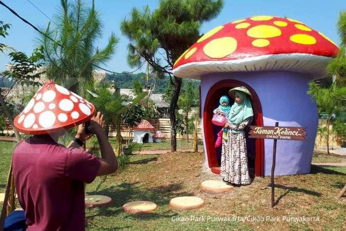 Cikao Park Purwakarta, tempat wisata keluarga yang punya banyak wahana