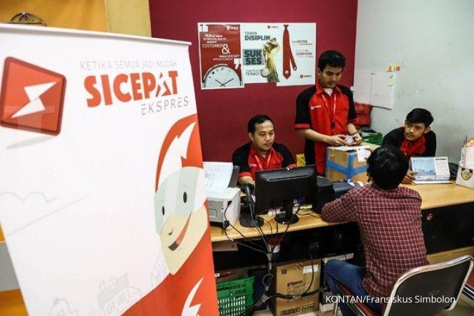 SiCepat umumkan investasi saham di anak usaha MCAS