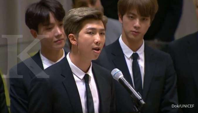BTS jadi utusan khusus Presiden Korea untuk urusan budaya, selamat!