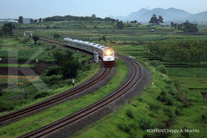 kereta semicepat Jakarta-Surabaya