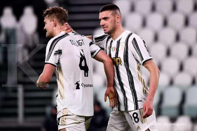 Merih Demiral pergi dari Juventus, Massimiliano Allegri pilih pemain muda di bursa transfer
