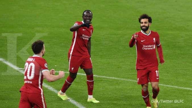 Jadwal Liga Champions pekan ini dalam fase perempat final