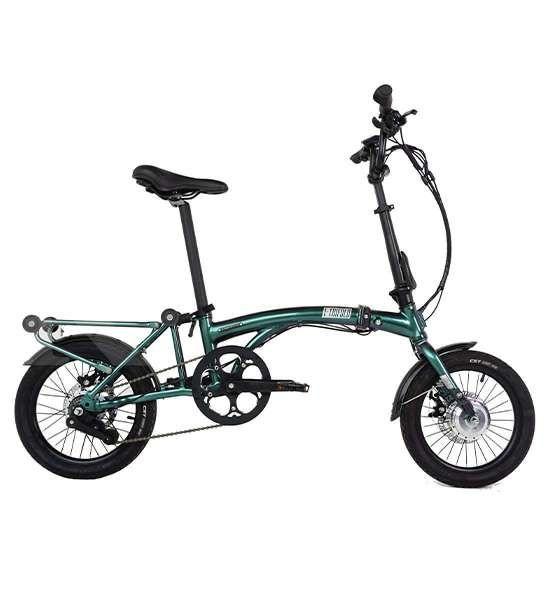 Harga sepeda lipat United E-Trifold bikin kepala geleng-geleng