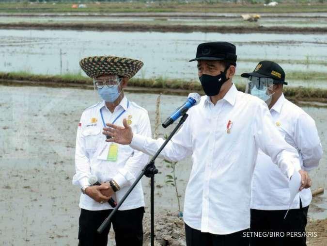 Serikat Petani Indonesia (SPI) tolak food estate untuk atasi krisis pangan