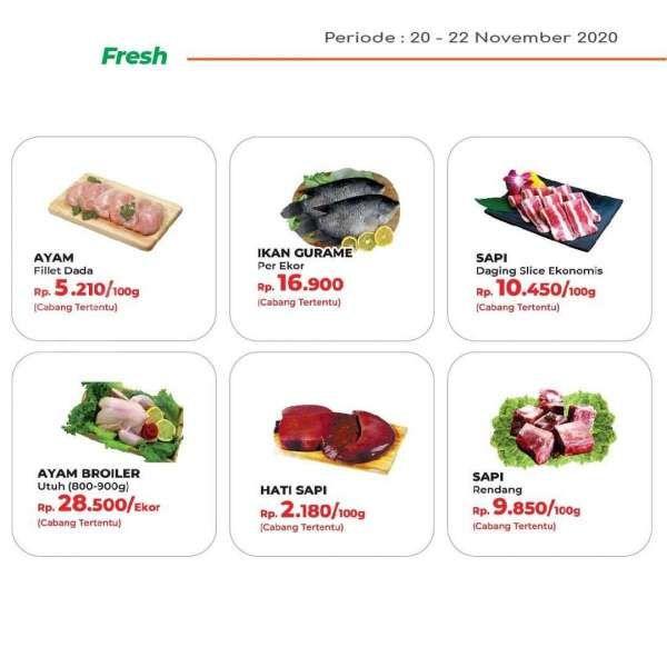 Promo JSM Yogya Supermarket hari ini 22 November 2020, terakhir diskonan!