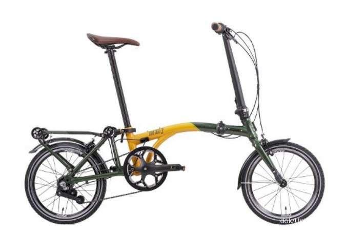Sepeda balap United Bike paling murah